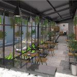 Senja Cafe – Dalung - The W Bali Architect